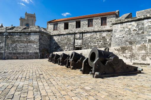 Castillo de la Fuerza, Havana