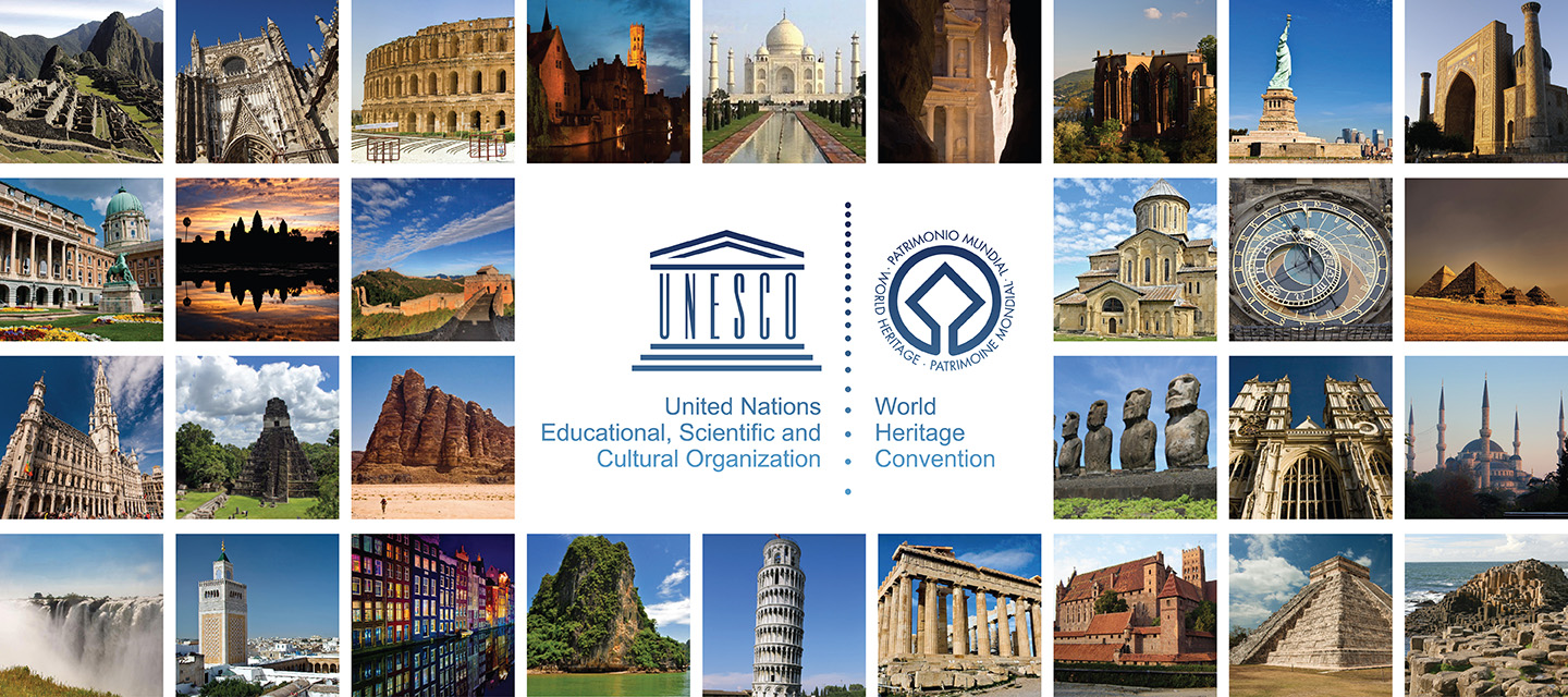 list of world heritage sites in Unesco designates world heritage sites as landscapes and cultural attractions that are of importance to the world here are the unesco world heritage sites in the united states.