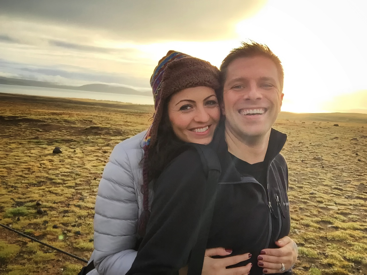 David and Zena
