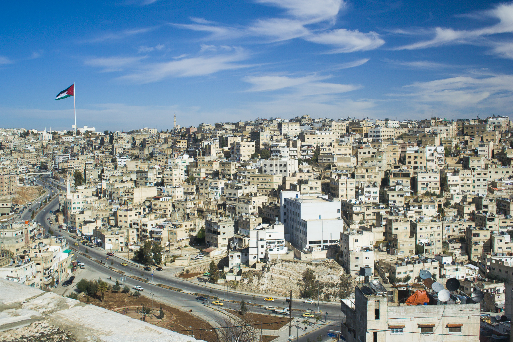Amman: The Ugly and The Beautiful