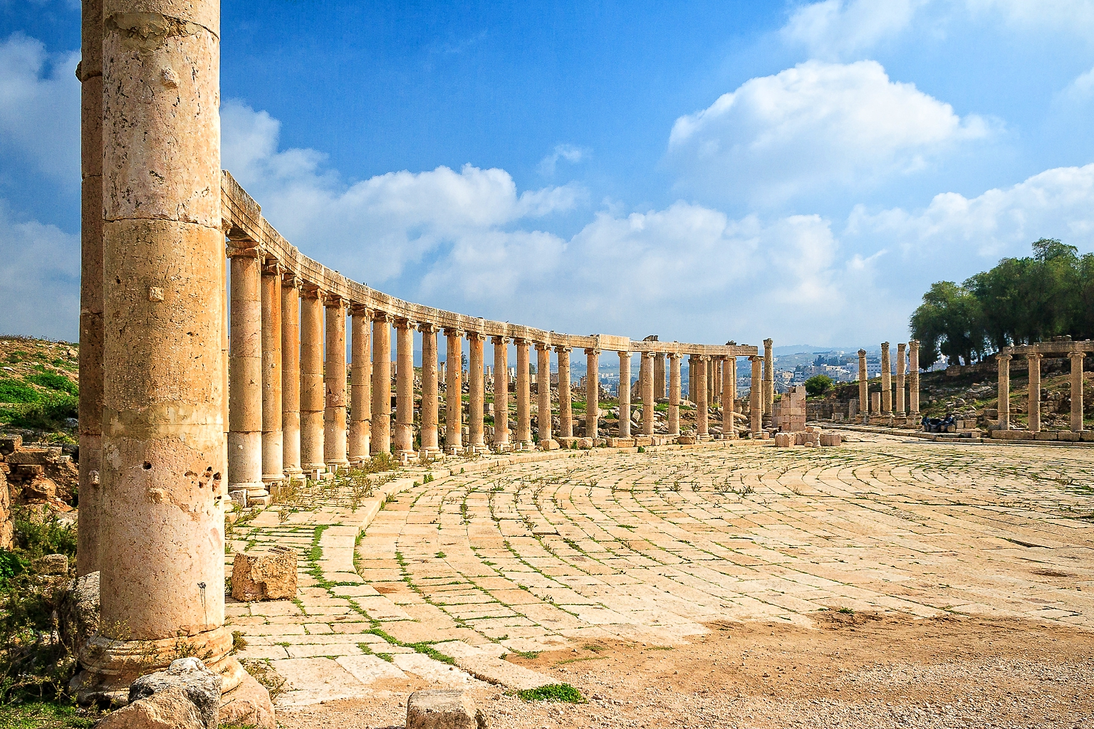 Jerash: The Best Roman Ruins You've Never Heard Of