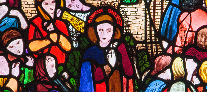 The Legend of St Frideswide