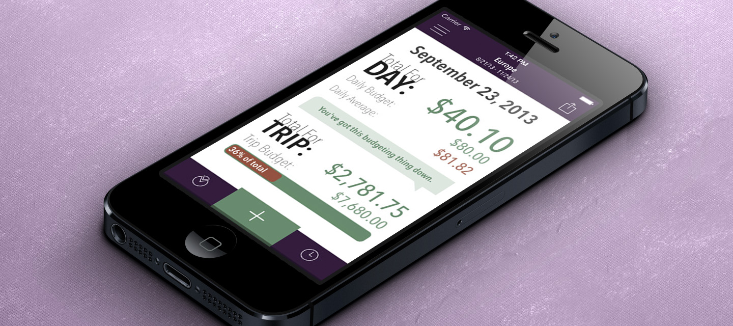 Travel Expense Tracking with Trail Wallet