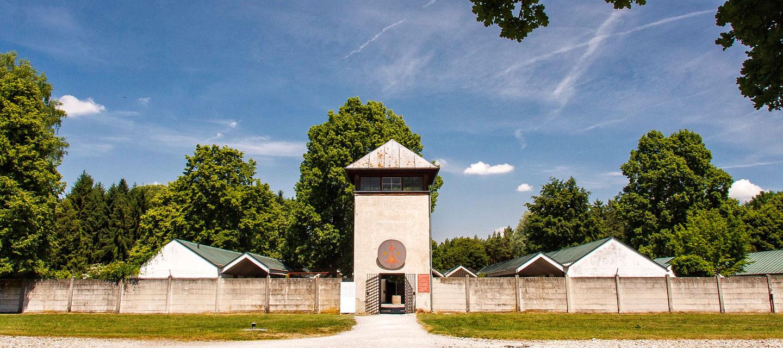Dachau Guard Tower