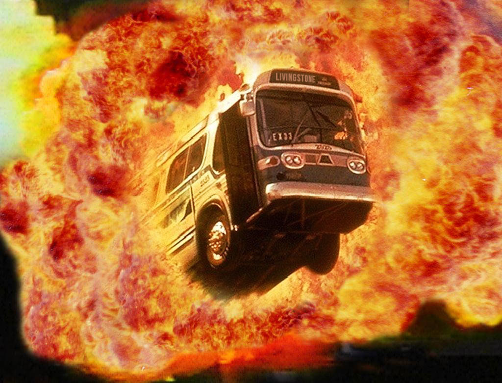 The Day We Almost Died In A Fiery Bus Crash