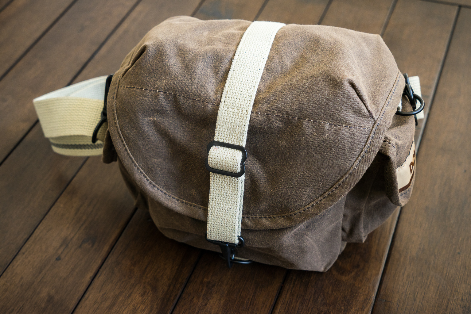 Domke F-8 Camera Bag Review