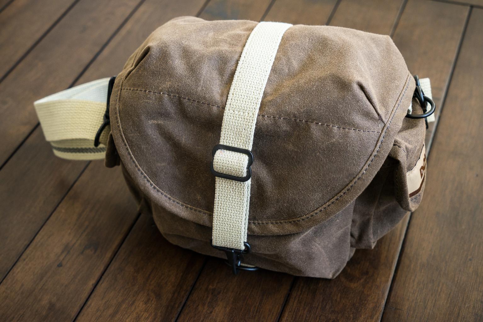 Domke F-8 Small Shoulder Bag