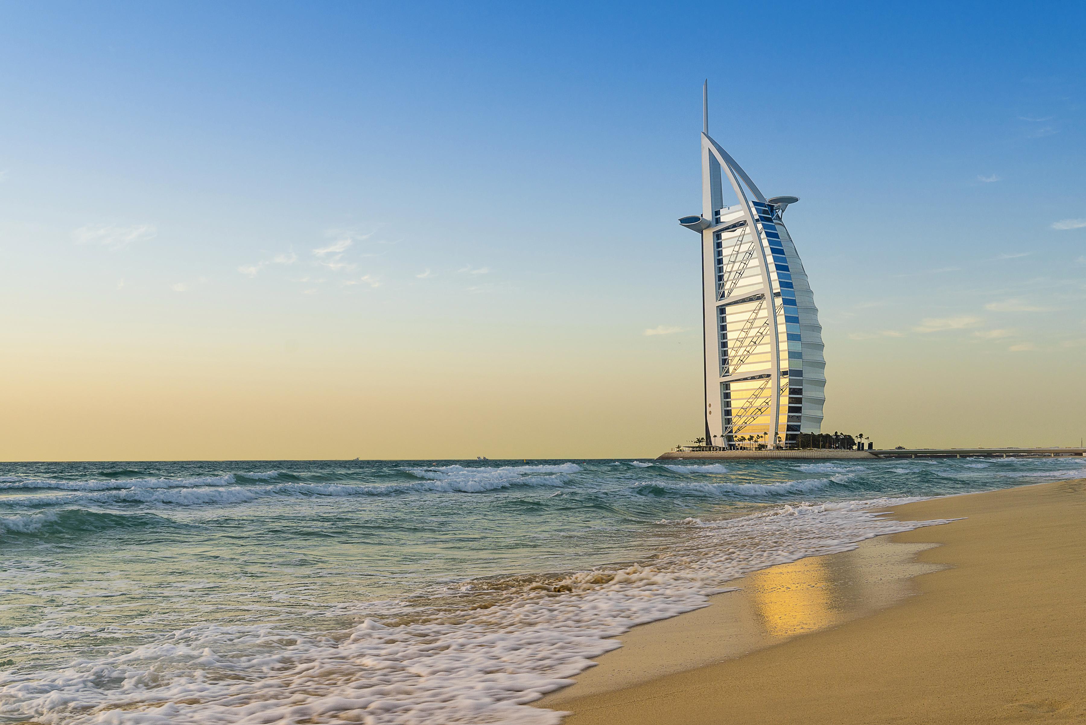 Getting the Shot: Burj Al-Arab