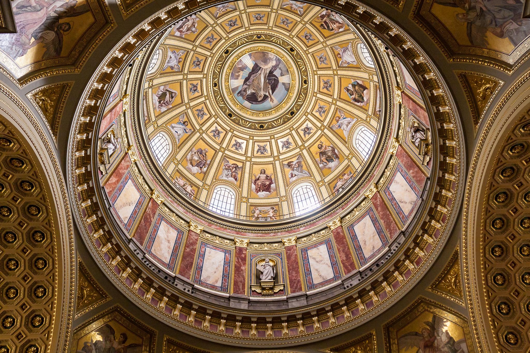 St Stephen's Basilica Dome