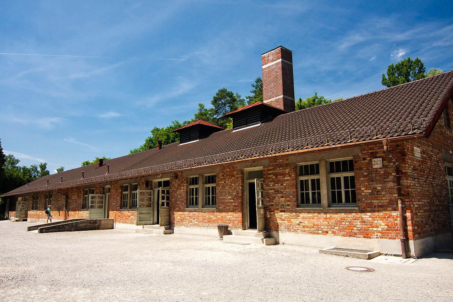 Dachau's Barrack X