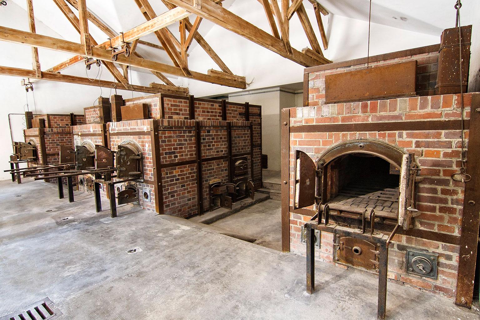 Barrack X Crematorium