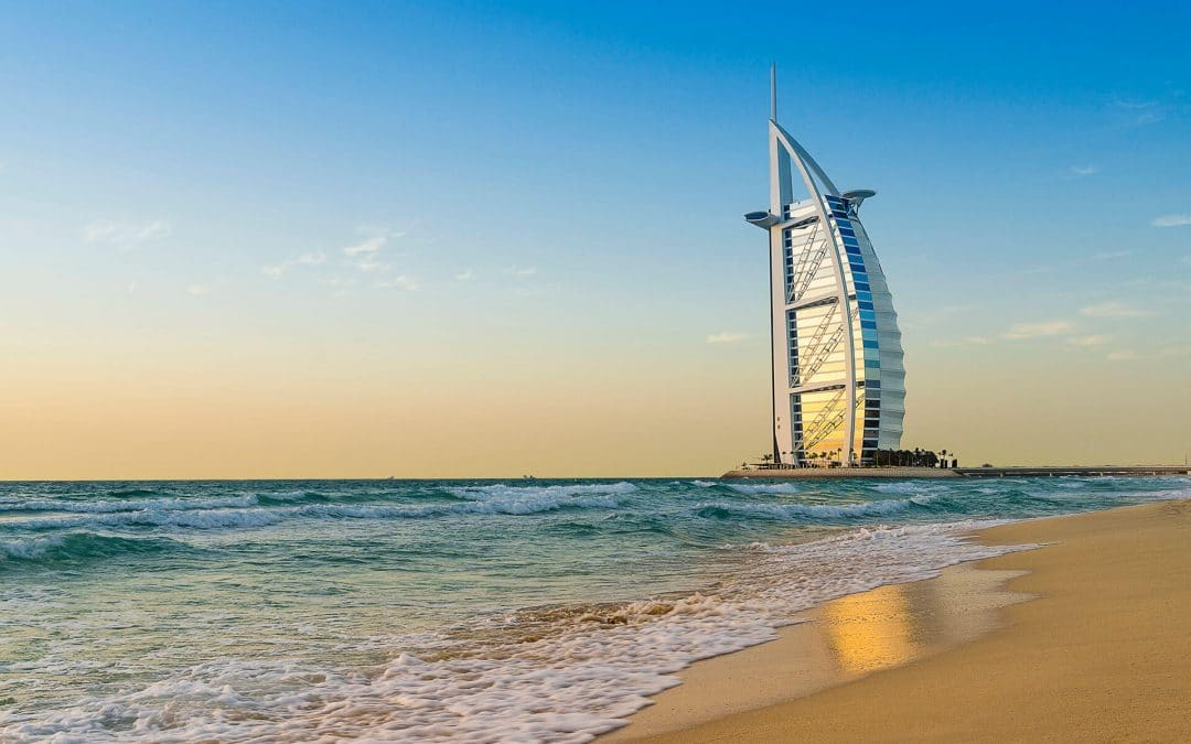 Getting the Shot: Burj Al-Arab