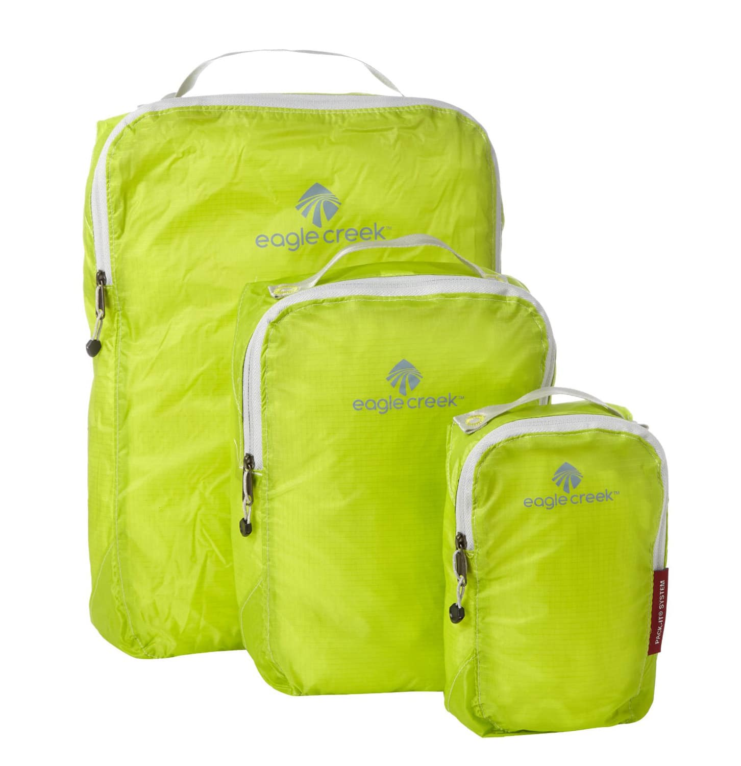 Eagle Creek Pack-It Spectre Packing Cubes (Green)