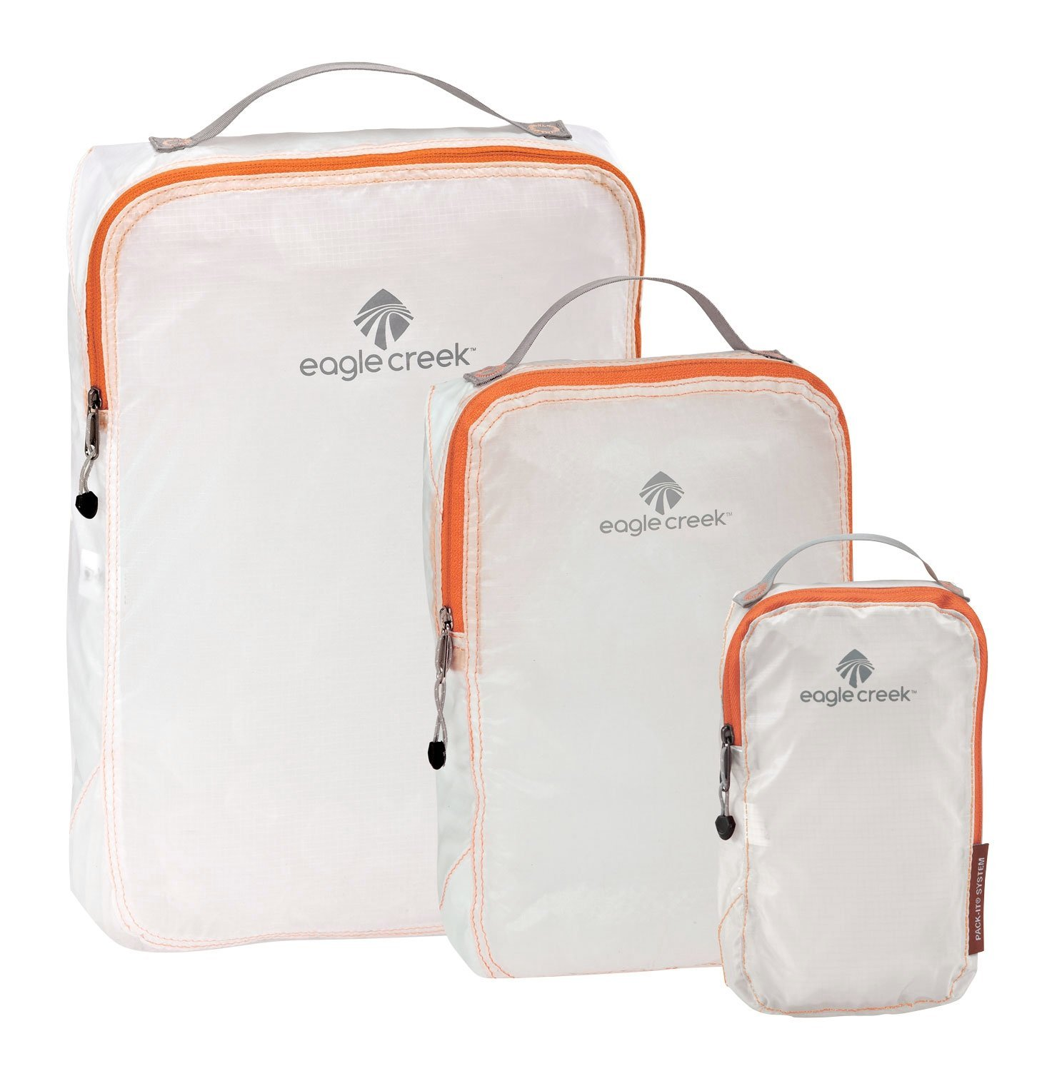 Eagle Creek Pack-It Spectre Packing Cubes (White)