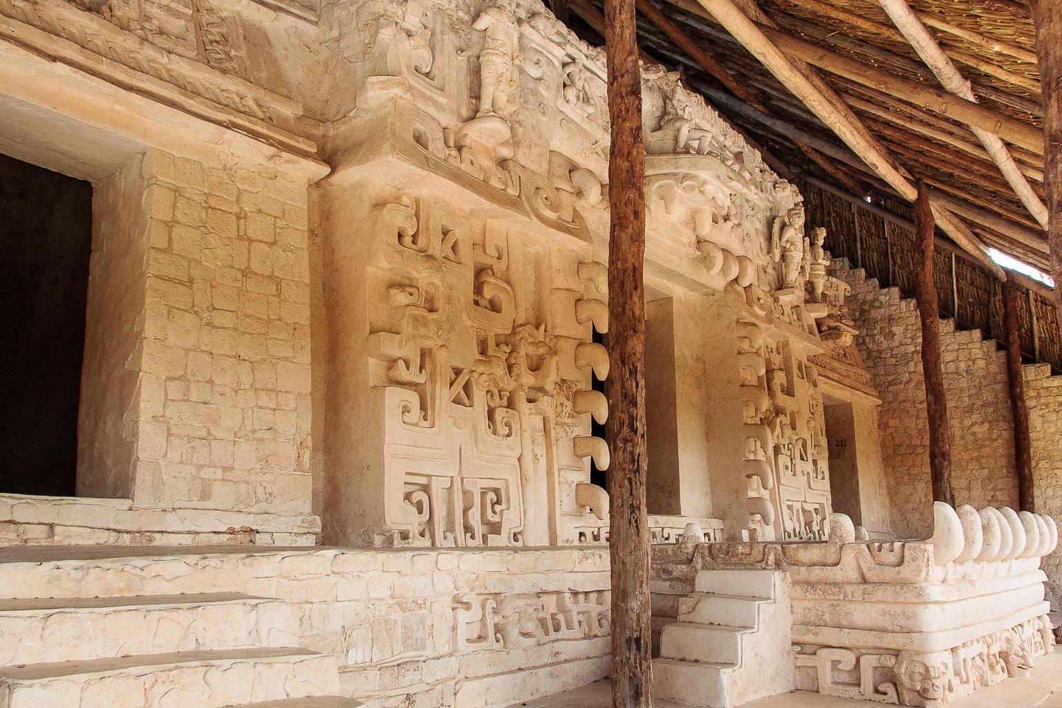 Ek Balam tomb