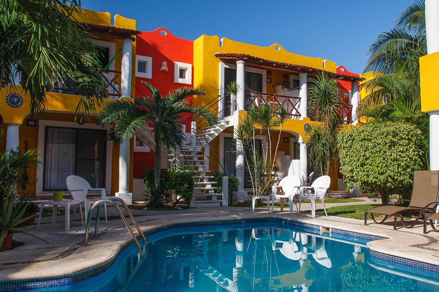 Hotel El Acuario - Playa del Carmen