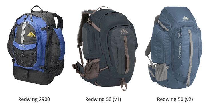 Kelty Redwing 50 Evolution