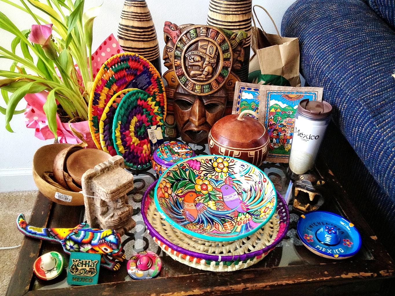 Yucatan Souvenirs