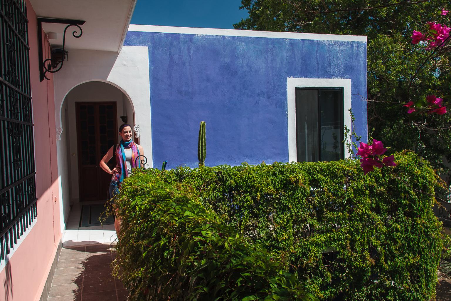 Hotel Julamis, Merida, Mexico