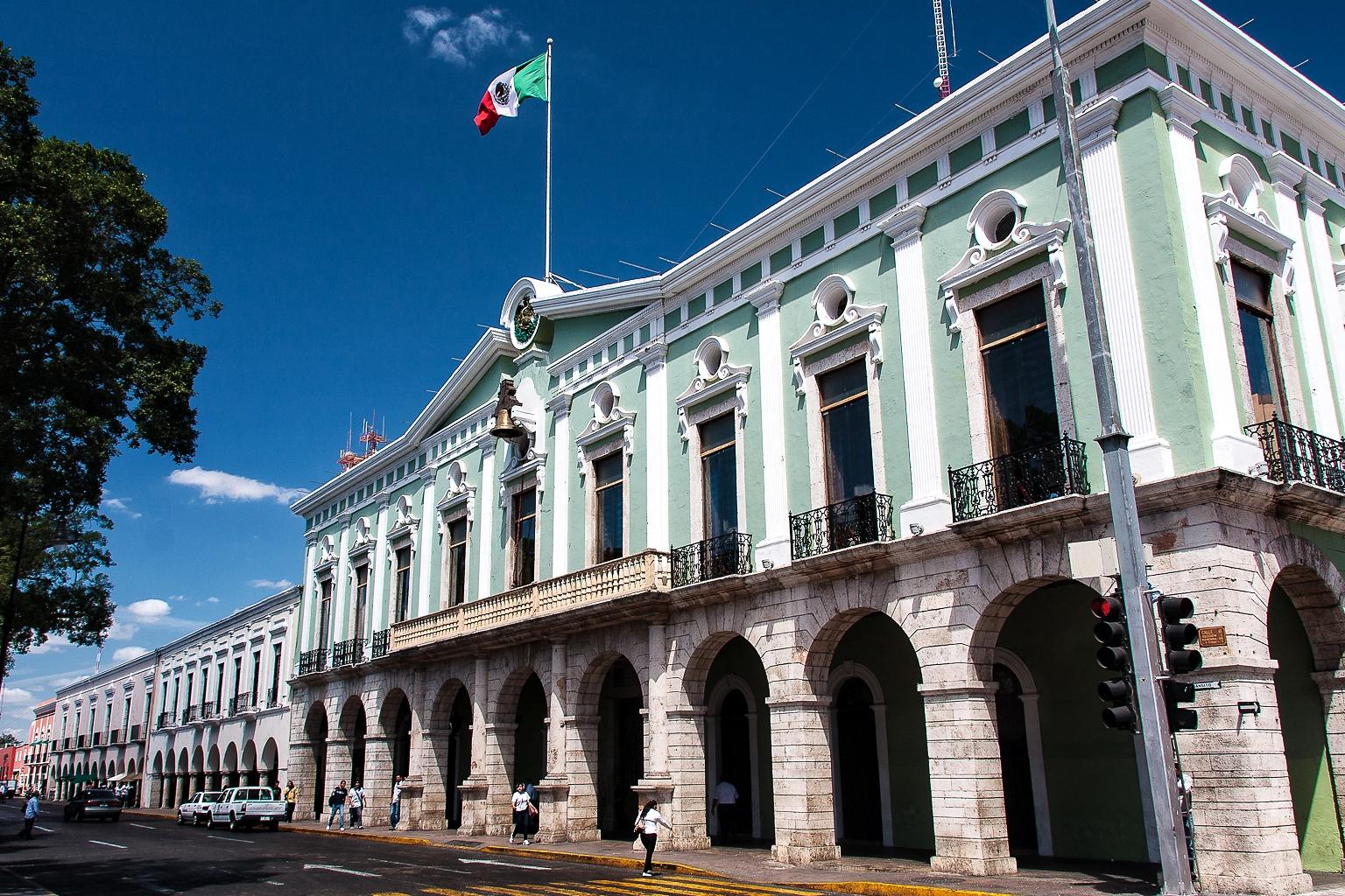 Museo de Arte Contemporáneo Arteneo de Yucatan