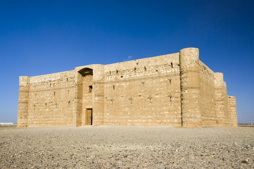Castle Kharaneh, Jordan
