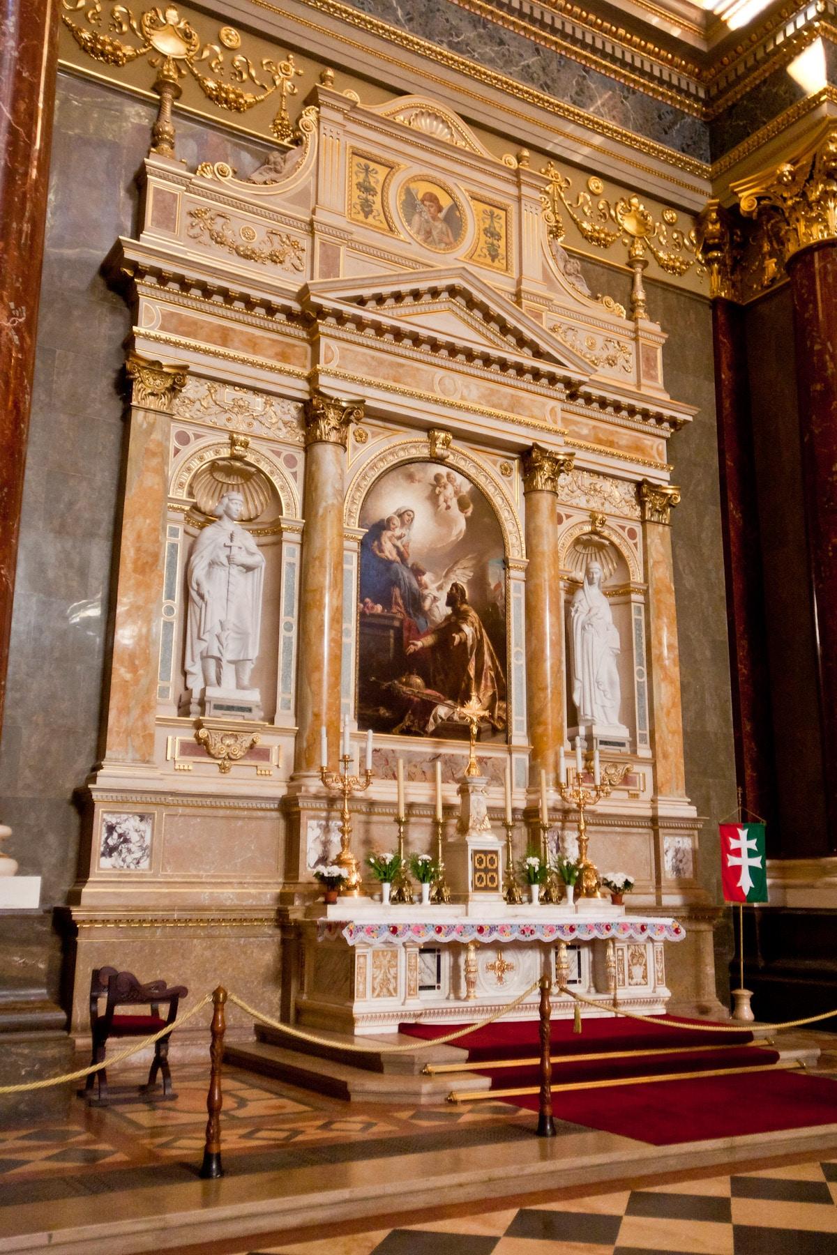 St Stephen's Basilica