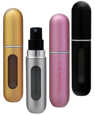 Travelo Refillable Sprayers
