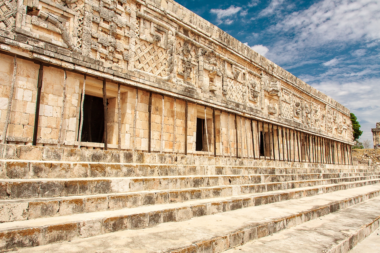 Nuns Quadrangle - Uxmal