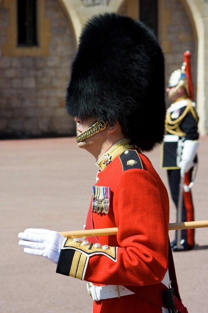 Windsor Castle Royal Guard