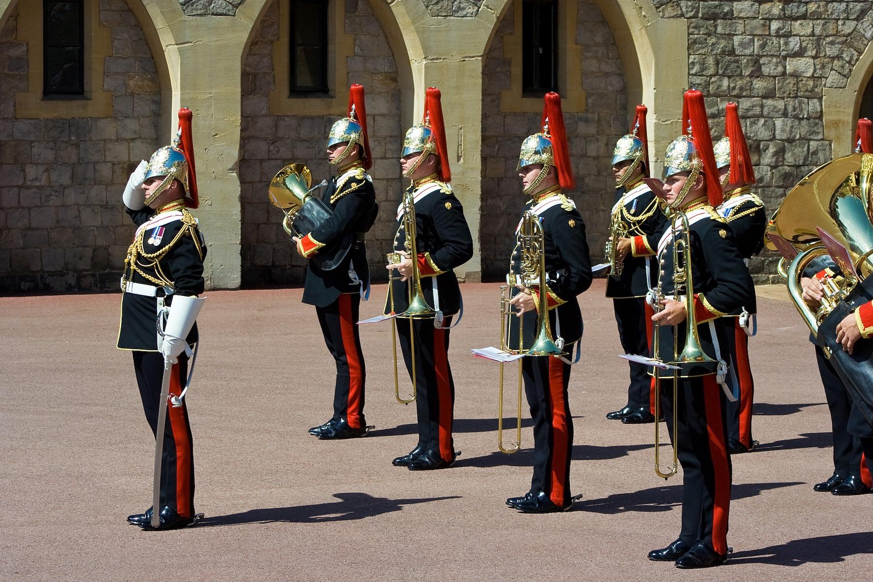 Windsor Castle Royal Band