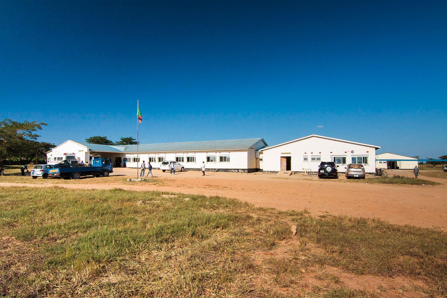 Chongwe Hospital, Zambia