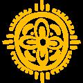 Maya medallion