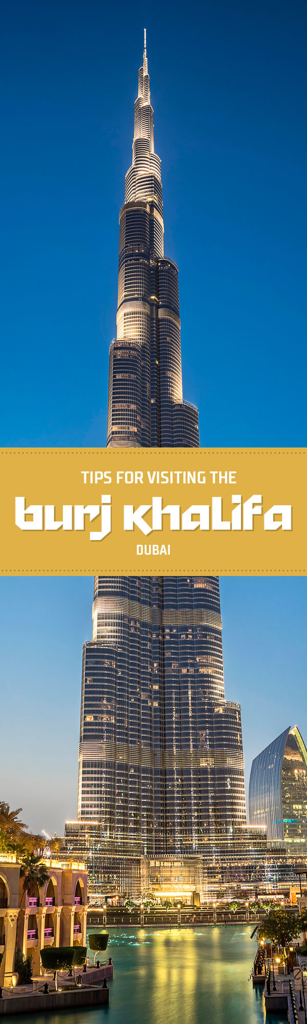 Tips for Visiting the Burj Khalifa