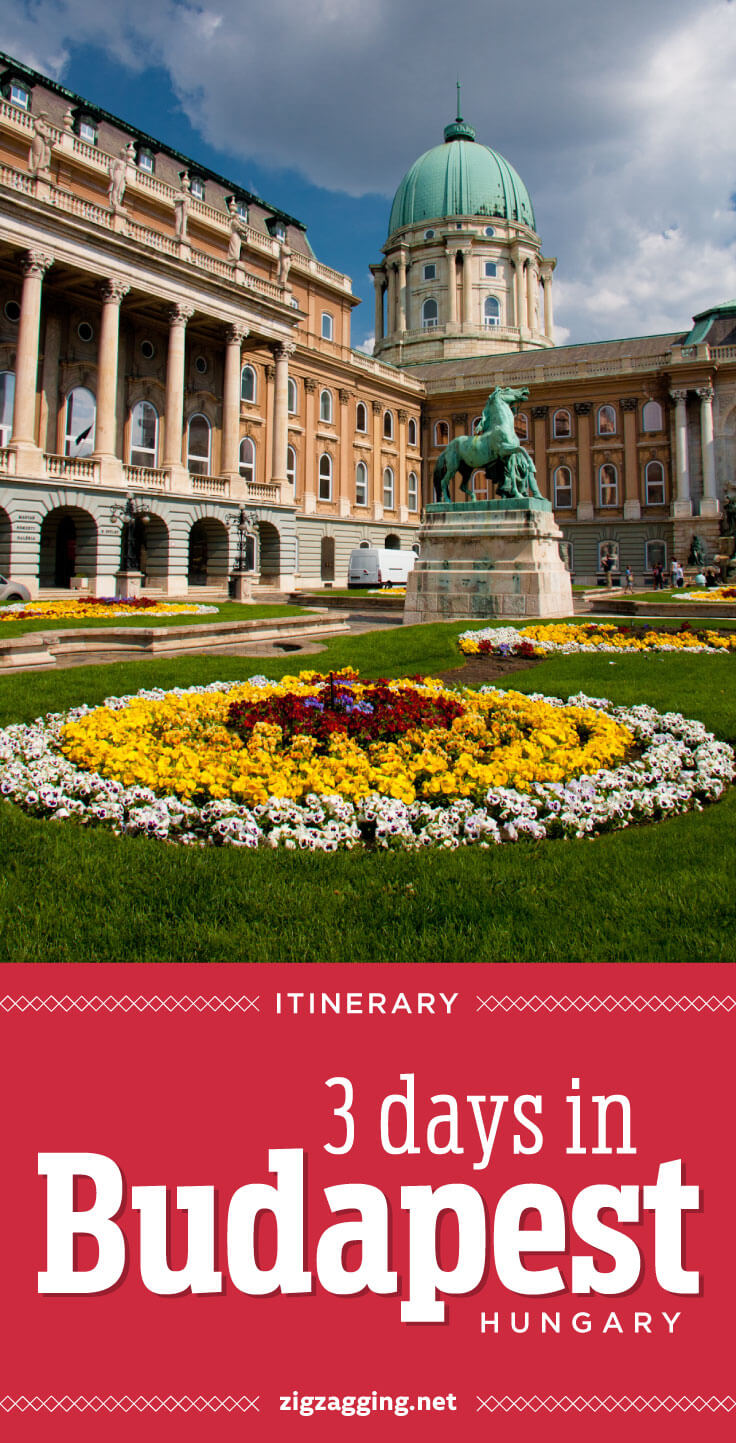 Three Days in Budapest - An Itinerary
