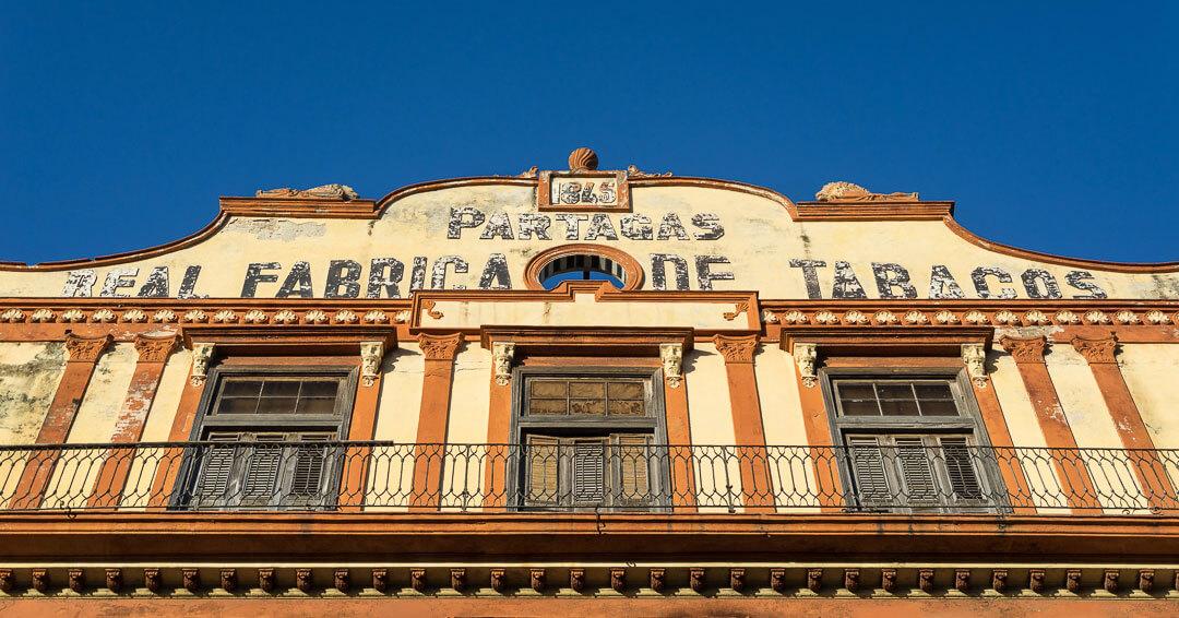 Partagas Factory, Havana