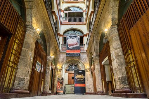 Partagas Factory Interior, Havana