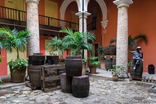 Museum of Rum, Havana, Cuba