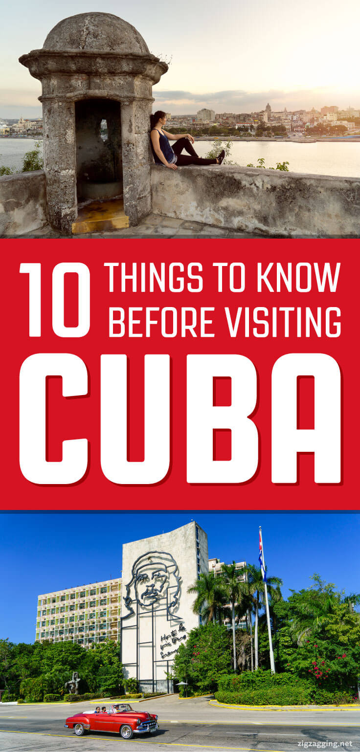 10 Things to Know Before Visiting Cuba