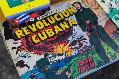 Revolucion Cubana book