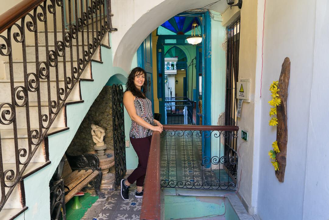 Casa particulares, Havana, Cuba
