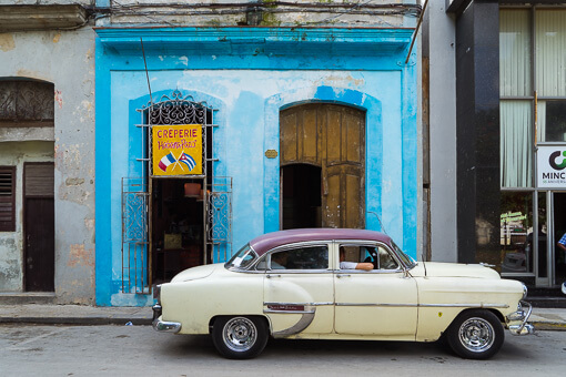 Creperie Habana Paris