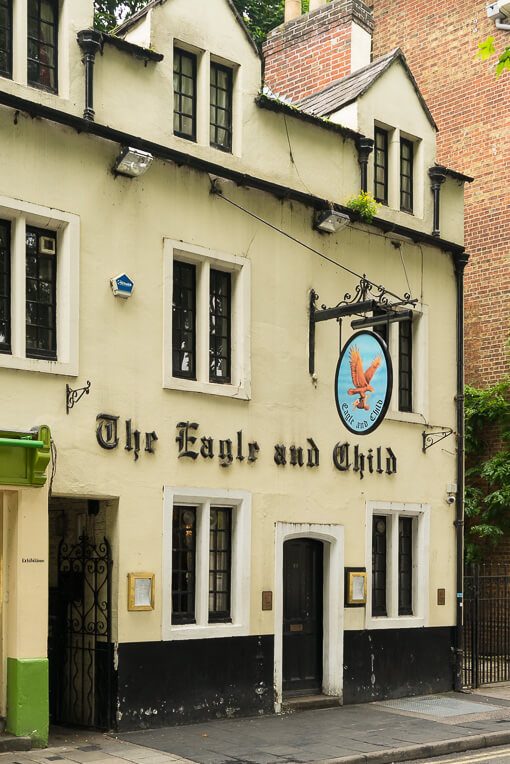 The Eagle and Child
