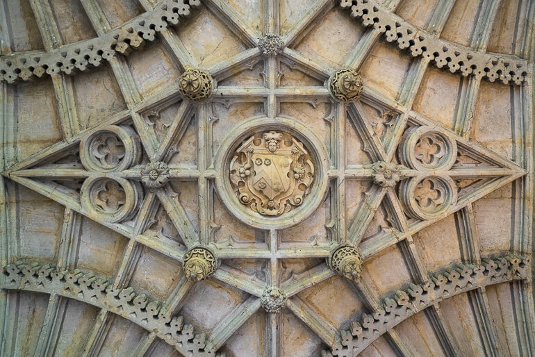Wadham College Ceiling