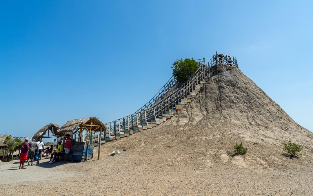 What To Know Before Diving Into Colombia's Mud Volcano
