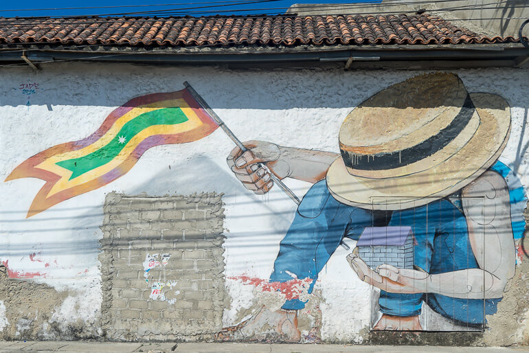 Cartagena Street Art