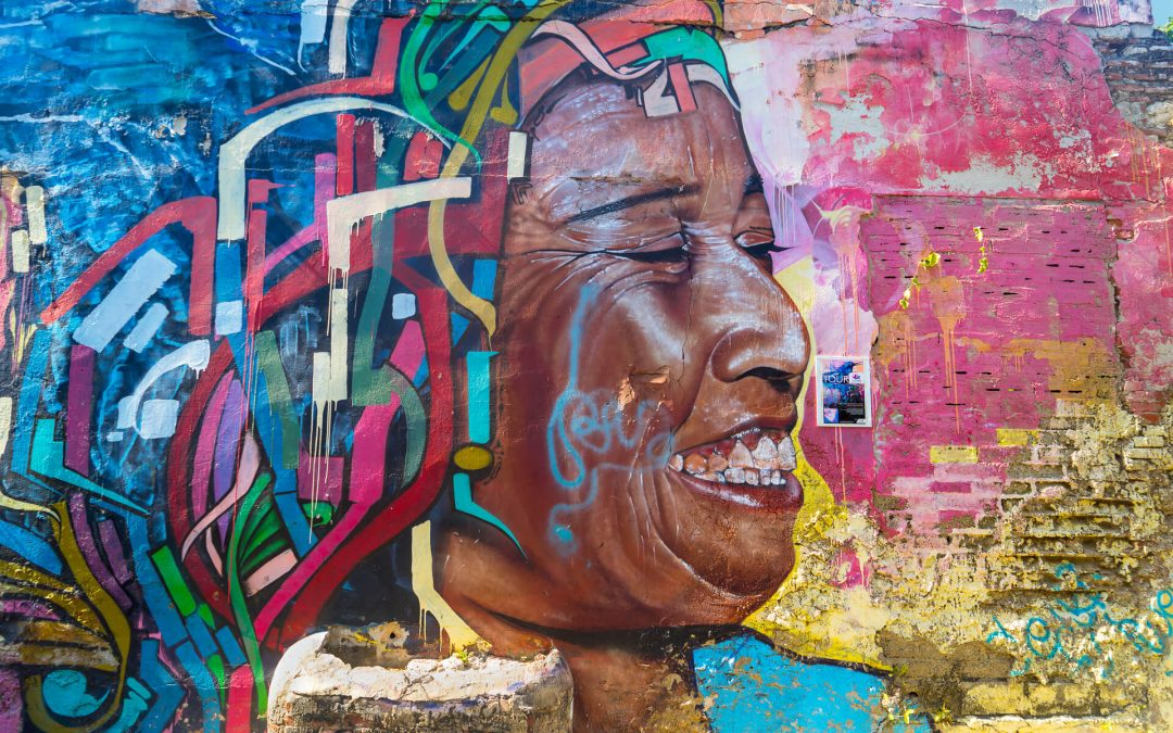 Cartagena's Street Art Scene