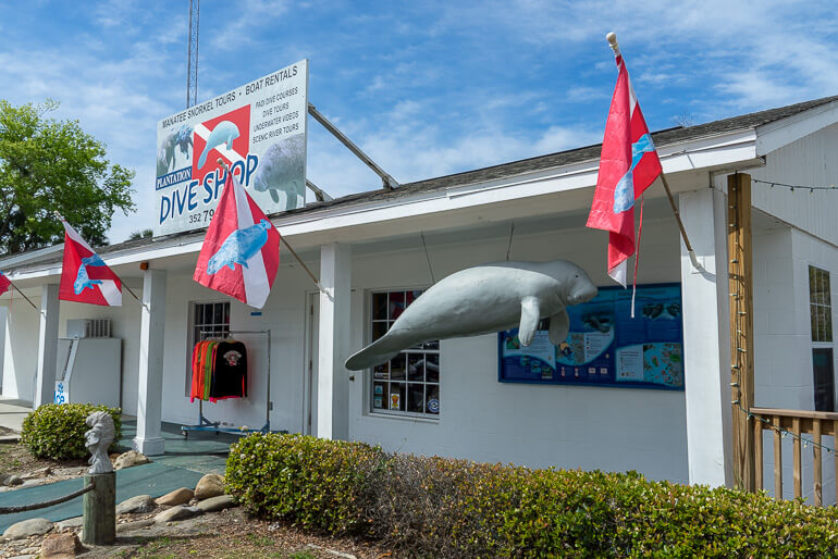 Plantation Dive Shop