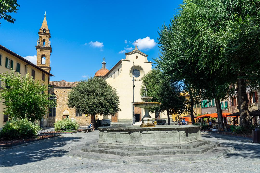 Piazza del Santo Spirito