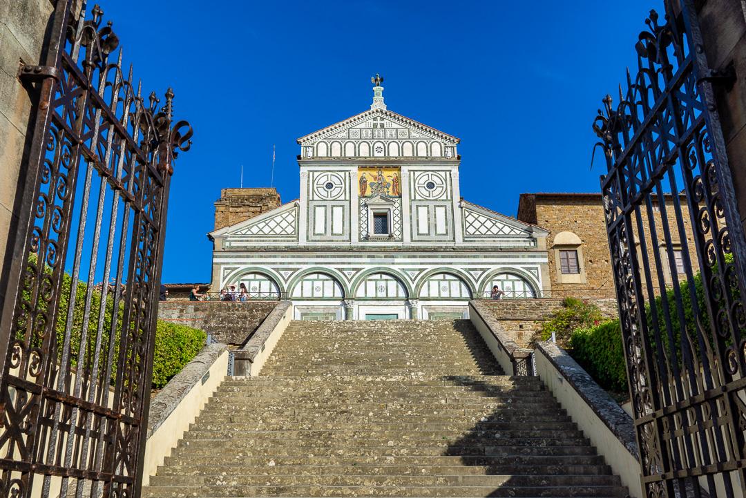 San Miniato al Monte, Florence, Italy