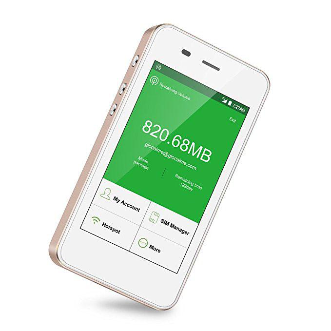 GlocalMe G3 Mobile Hotspot
